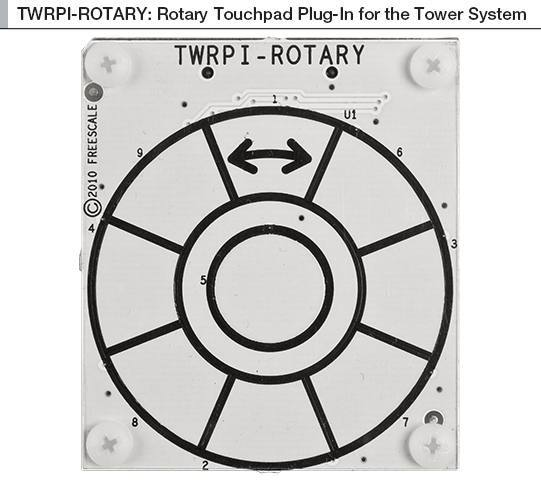 TWRPI-ROTARY, NXP SEMICONDUCTORS
